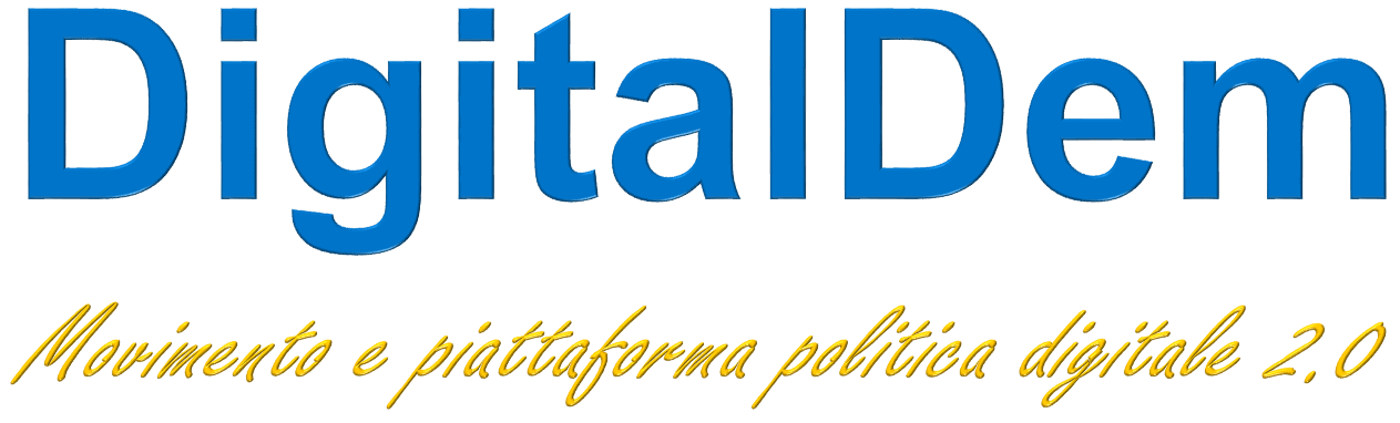 DigitalDem: movimento e piattaforma politica digitale 2.0