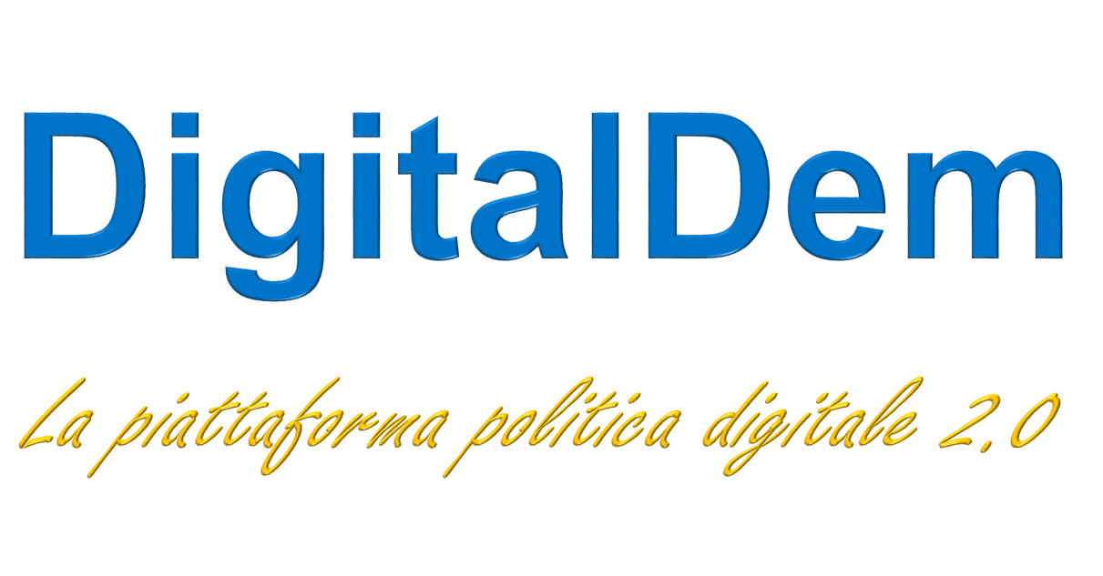DigitalDem piattaforma web 2.0 per movimenti e partiti politici
