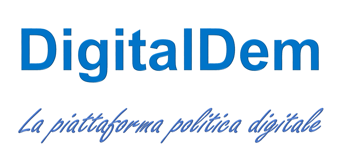 DigitalDem piattaforma digitale per movimenti e partiti politici